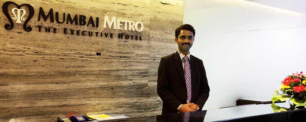 Mumbai Metro The Executive Hotel