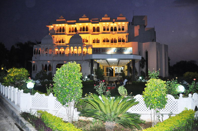 Budget Hotels in Chittorgarh is Padmini Palace Luxury & Low Rate Hotel Resort with Tariff